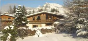 Chalet in Les Mouilles, Megeve