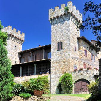 Villa Siepi, Tuscany