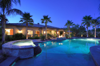 Luxus Palm Springs Home