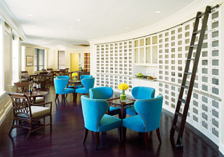 The Wine Room, Ritz-Carlton San Francisco