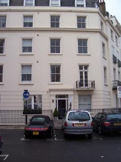 London Chesham Street