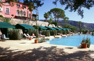 Stein Mallorca Pool