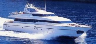86 Falcon Yacht