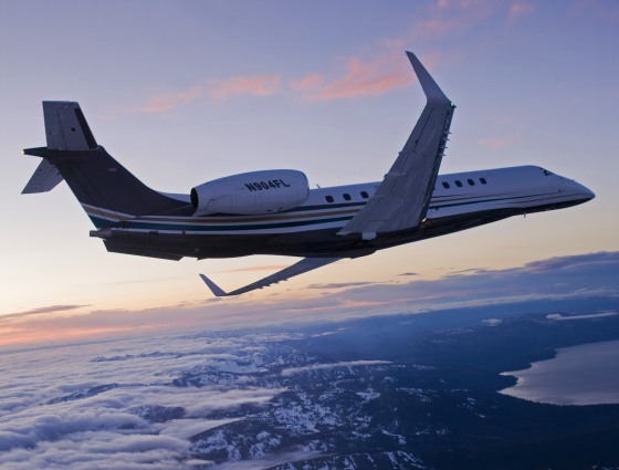 Private Jet Set Flock To Colorado Ski Resorts And The Caribbean