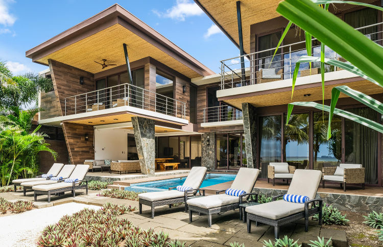 Potrero Beach home, Costa Rica