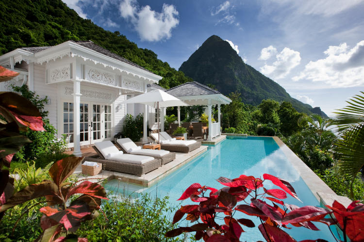 Inspirato St Lucia, West Indies, Viceroy Sugar Beach