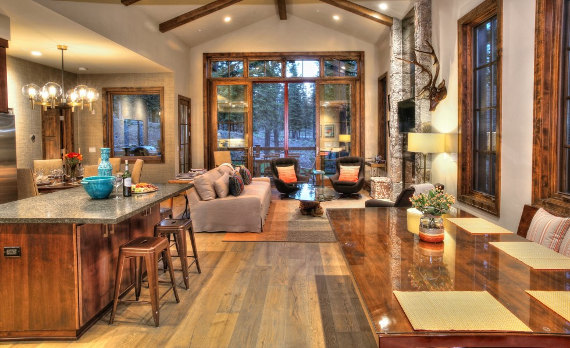 Equity Estates Lake Tahoe residences