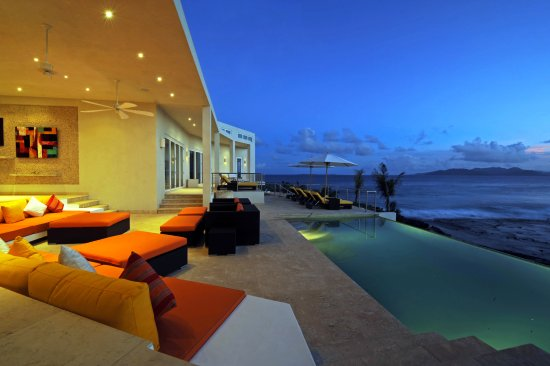 Equity Estates Anguilla pool-view