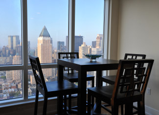 Equity Estates Dining Room