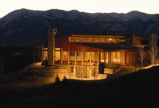 Quintess home in Jackson Hole