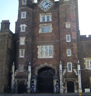 St James Palace Guard