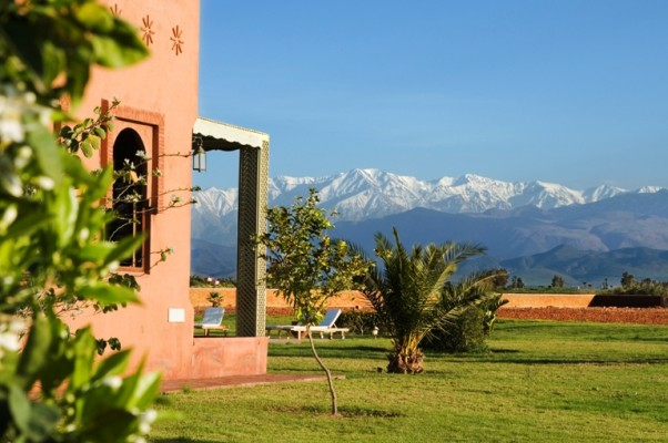 Marrakech Mountain View