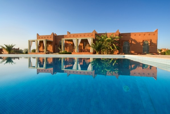 Marrakech Pool house