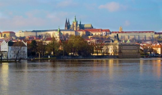 Rocksure Prague river view