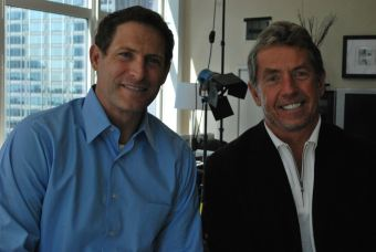 Steve Young and Rich Keith