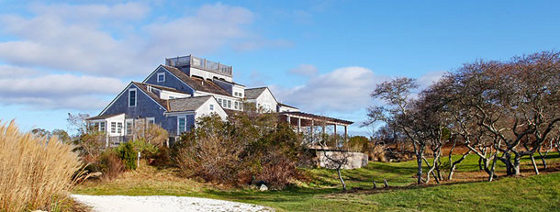 Inspirato Nantucket home