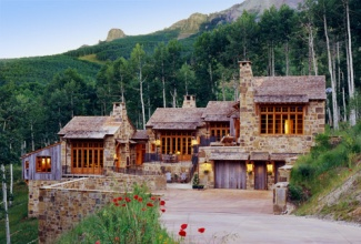 Destination Club Home in Telluride