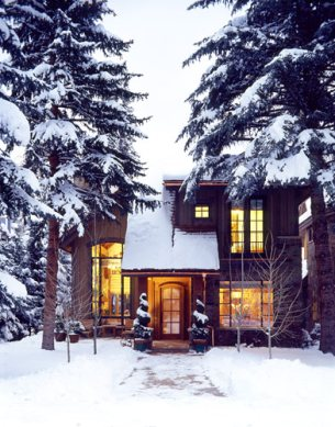 Solstice Collection Home in Aspen