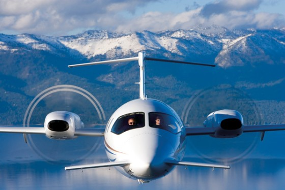 avantair is flying high with piaggio p180