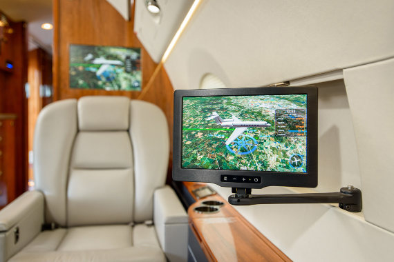 Cabin Management Systems In Business Aircraft