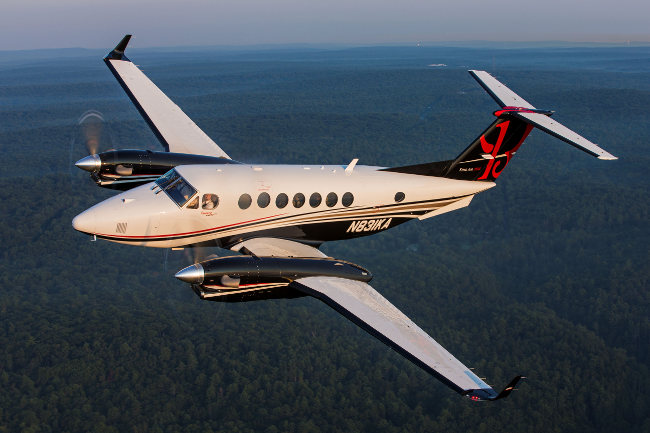 The Costs of Buying and Operating a King Air 350
