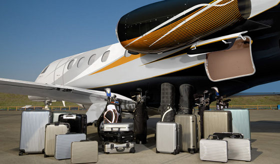 Phenom 300 Baggage