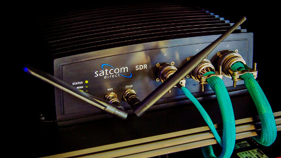 Satcom Direct Router