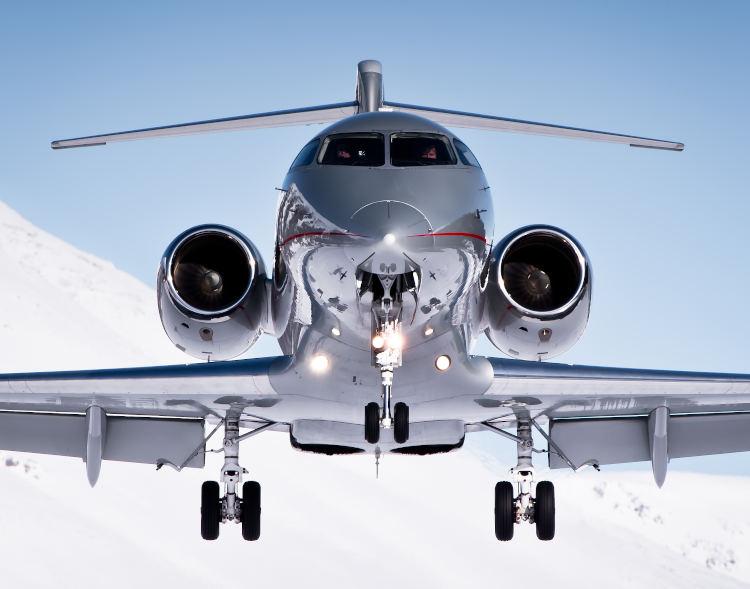 VistaJet private jet company