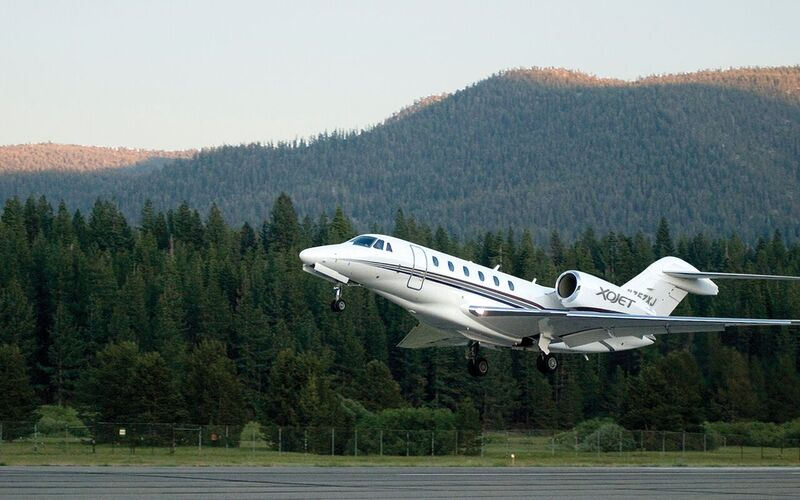 XO Jet Citation X