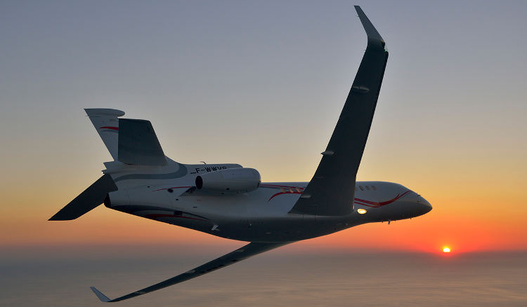 The Costs to Own and Operate a Falcon 7X