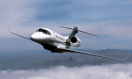Flight Options Citation X