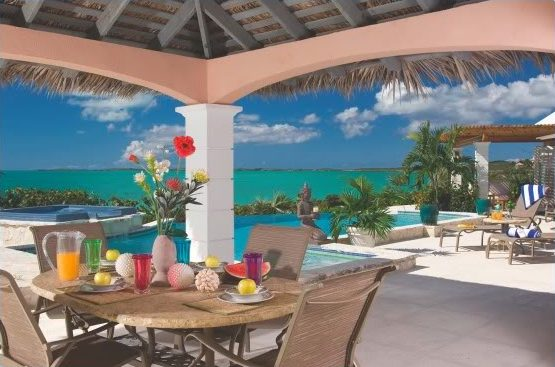 EliteWorld Turks Caicos Villa
